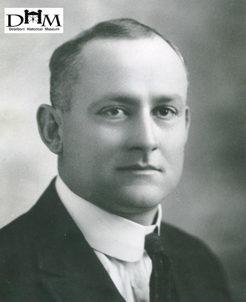Joseph M Karmann c 1928