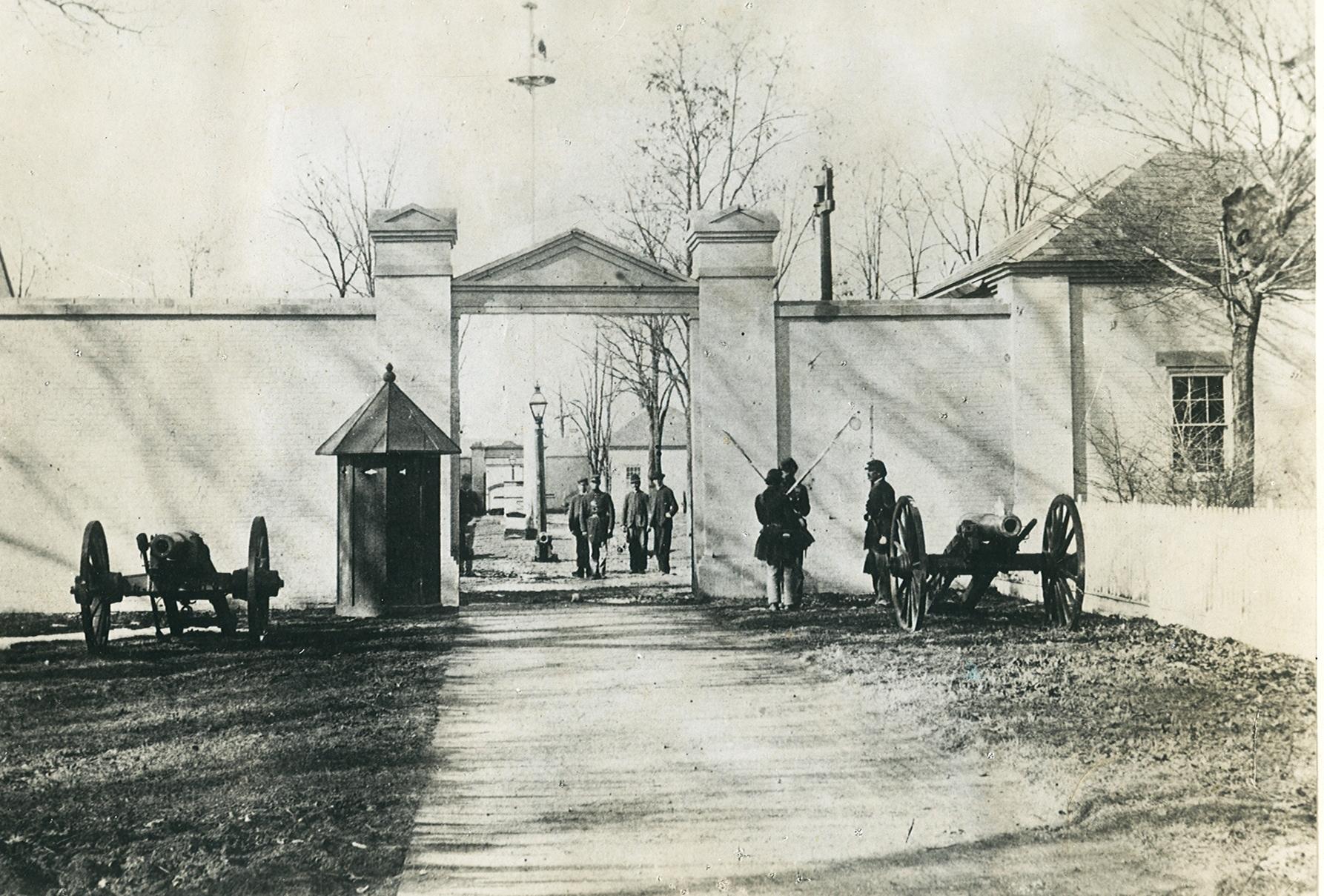 1832 : Detroit Arsenal Established in Dearbornville