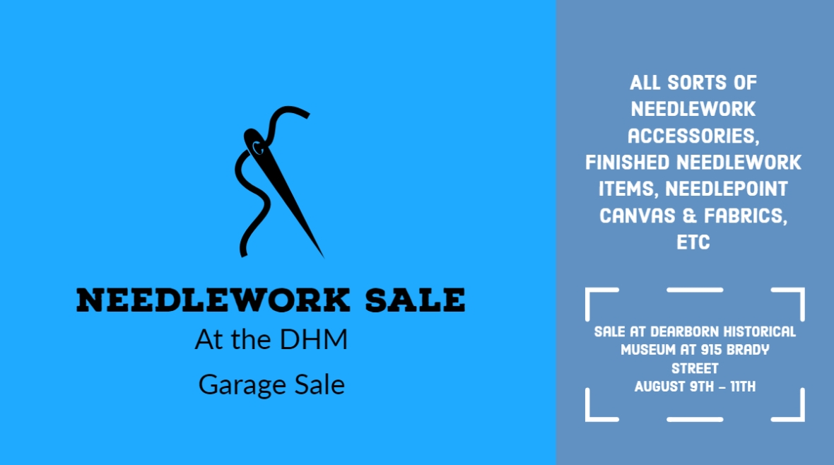Needlework Sale