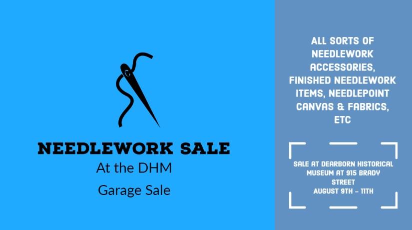 Needlework Sale