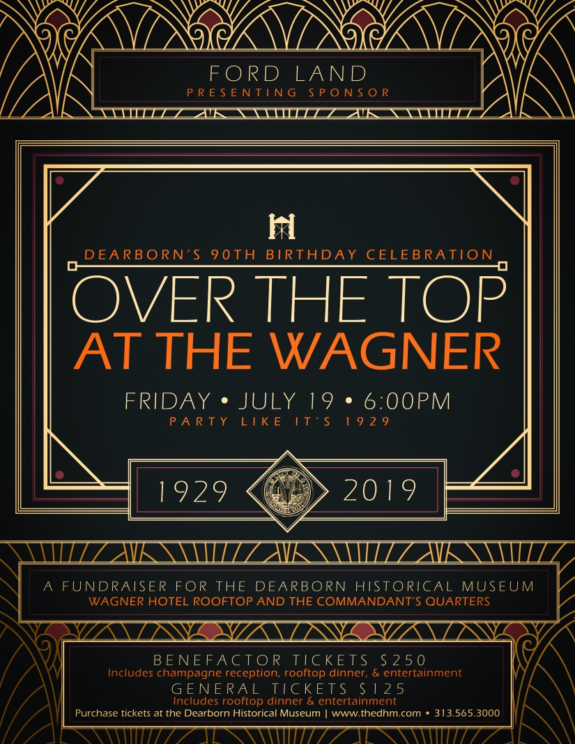 Over The Top At The Wagner